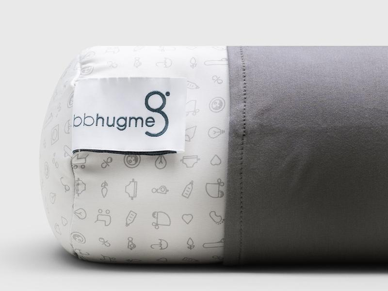 bbhugme Nursing Pillow Cover - 2pack
