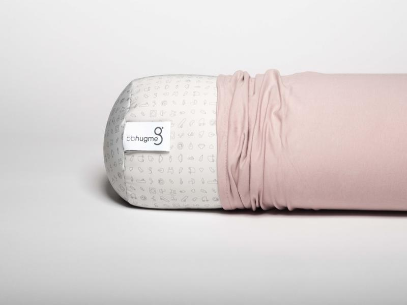 bbhugme Pregnancy Pillow Cover