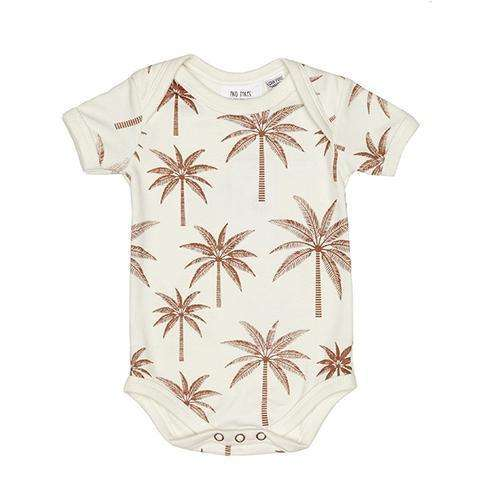 Florida - Short Sleeve Baby Suit