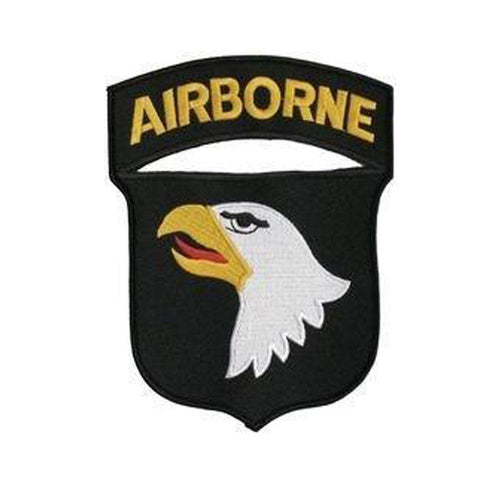 101st Airborne Back Patch-Military Republic