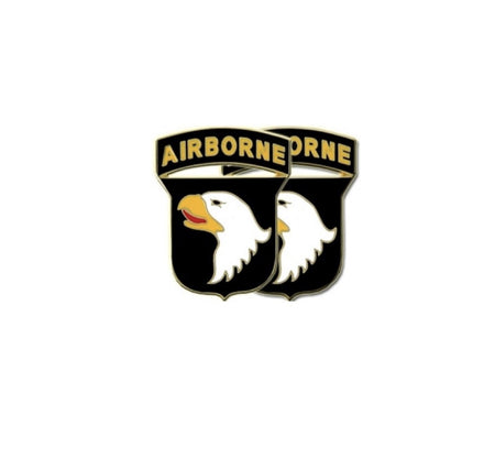 101st Airborne Division Cuff Links
