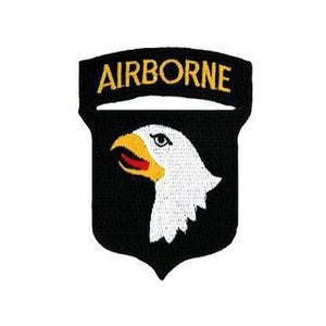 101st Airborne Division Small Patch-Military Republic