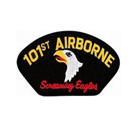 101st Airborne Eagles Black Patch-Military Republic