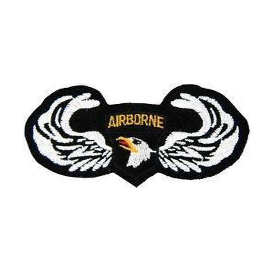 101st Airborne Wings Small Patch-Military Republic