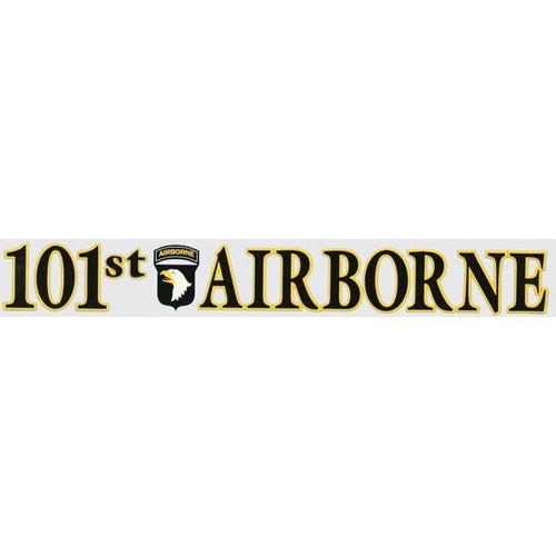 101st Airborne with Logo 14.5