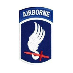 173rd Airborne Division Back Patch-Military Republic