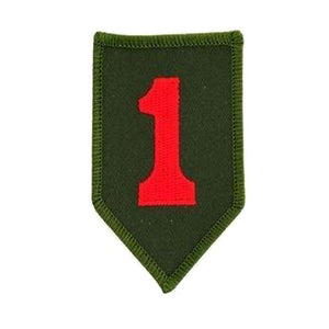 1st Infantry Division Small Patch-Military Republic