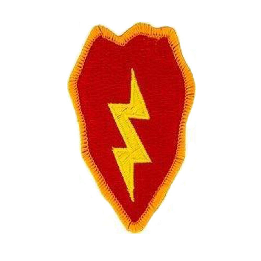 25th Infantry Division Small Patch-Military Republic