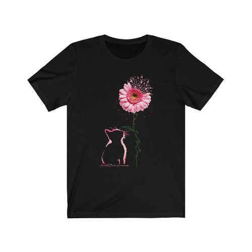 Paws For The Cure - Breast Cancer Awareness T-shirt