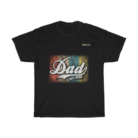 Dad Estd. 2020 T-shirt
