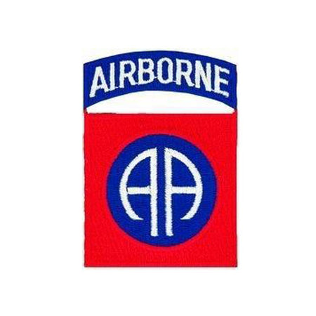 82nd Airborne Division Small Patch-Military Republic