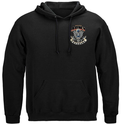 ARMY Proud To Have Served Hoodie
