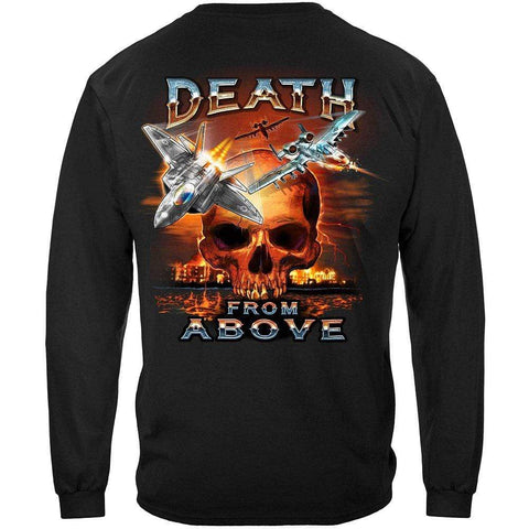 Air Force Death from Above Long Sleeve