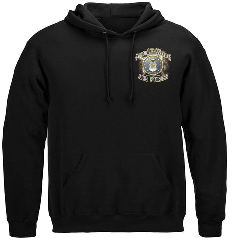 Air Force Second To None Hoodie