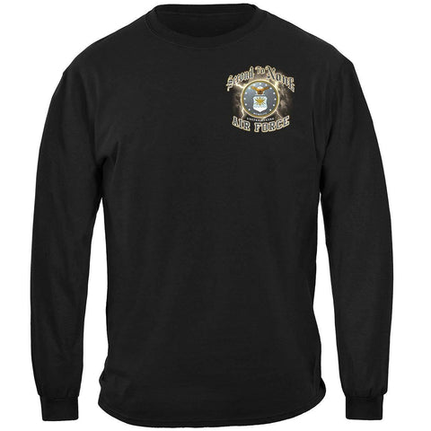 Air Force Second To None Long Sleeve