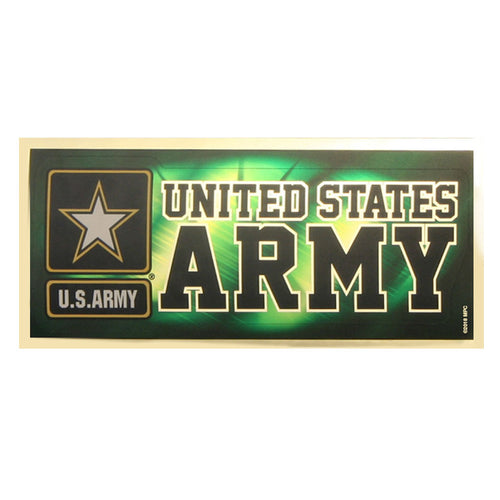 U.S. Army Full Color Chrome 8.5