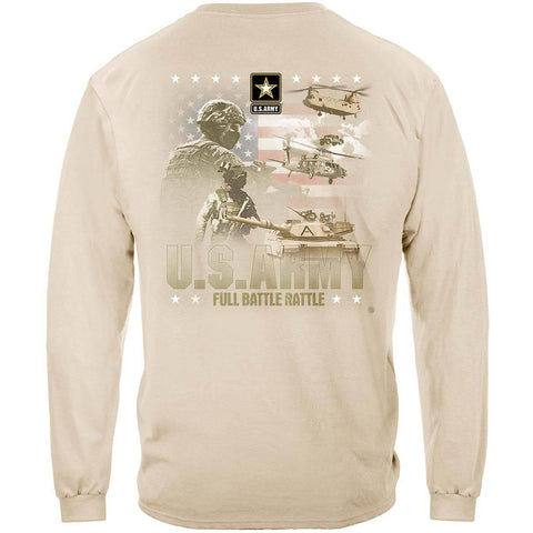 Army Full Battle Rattle Long Sleeve