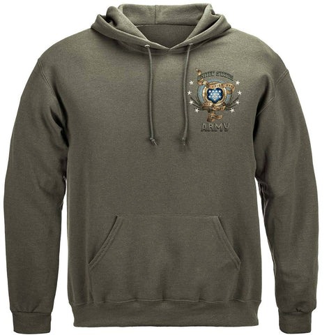 Army Respond To Your Country's Call Hoodie