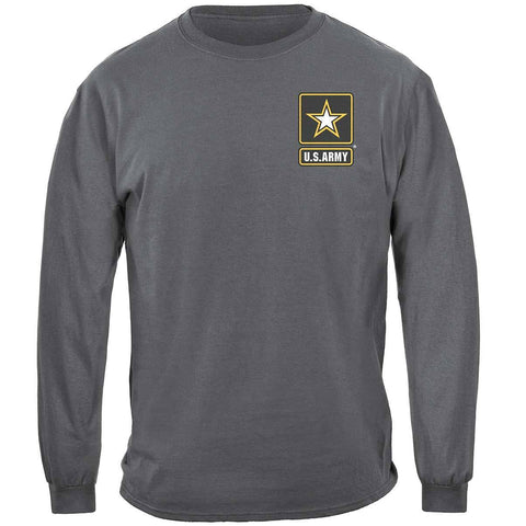 Army These Colors Won't Run Long Sleeve