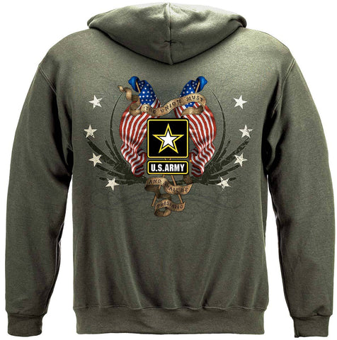 Army Union Hoodie