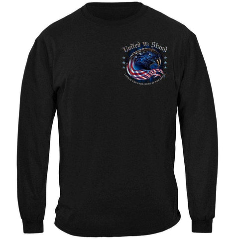 Army United We Stand with Eagle Long Sleeve