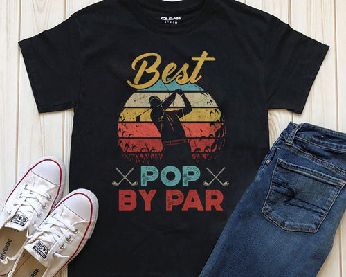 Best Pop By Par T-shirt