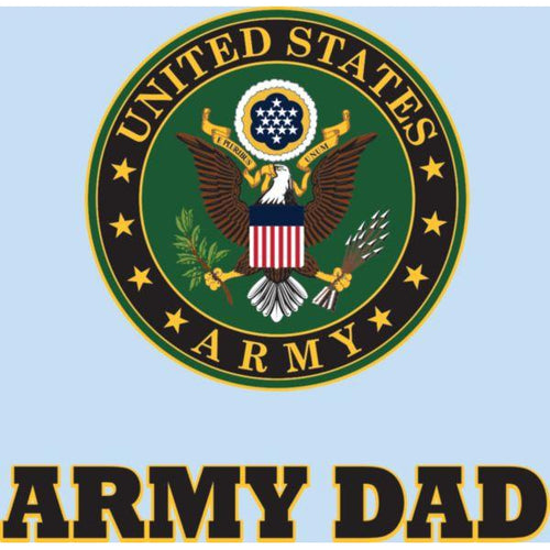 U.S. Army Dad Decal 3