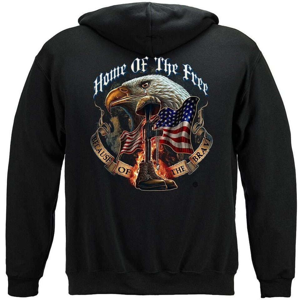 Home Of The Free Premium T-Shirt