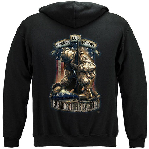 Honor Our Heroes Hoodie