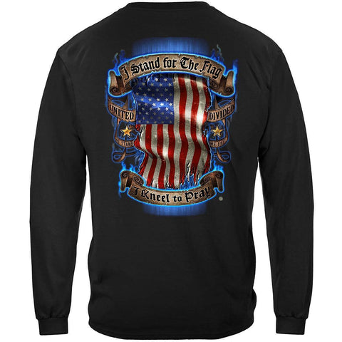 I Stand for the Flag Premium Long Sleeve