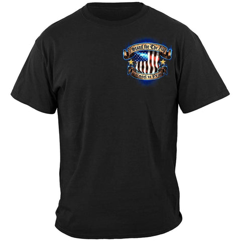I Stand for the Flag Premium T-Shirt