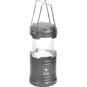 U.S. Army Star Logo Retro Design Pop-up Lantern
