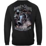 Marines Second To None Long Sleeve