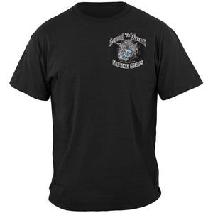 Marines Second To None T-Shirt
