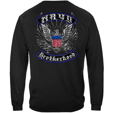 Navy Brotherhood Steel Foil Long Sleeve