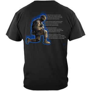 Soldier's Prayer T-Shirt