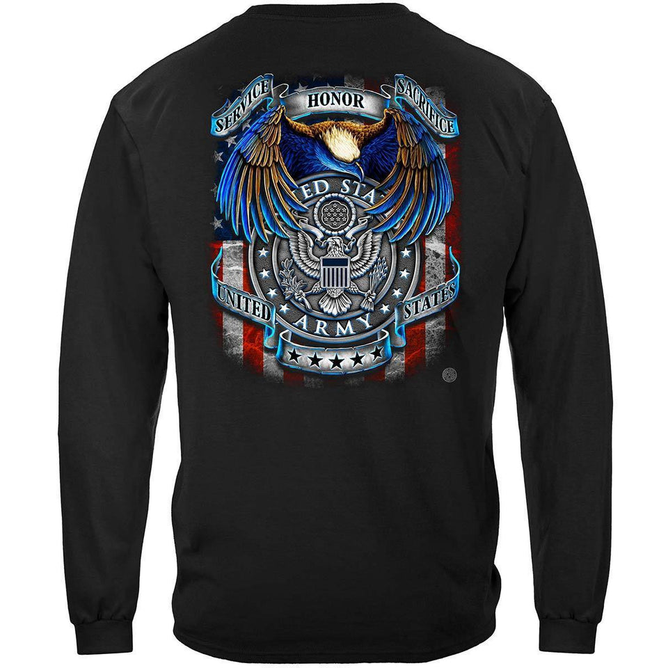 True Heroes Army Long Sleeve
