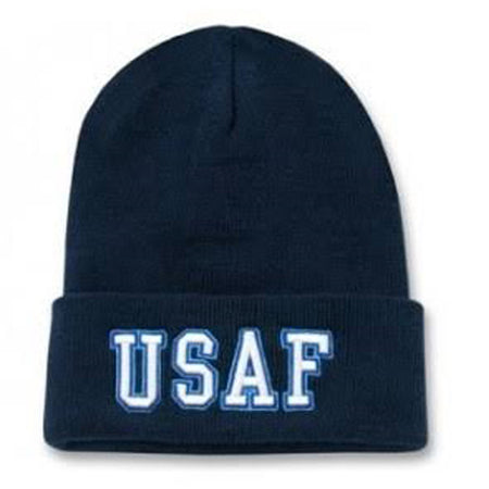 U.S. Air Force Knit Watch Cap Dark Navy