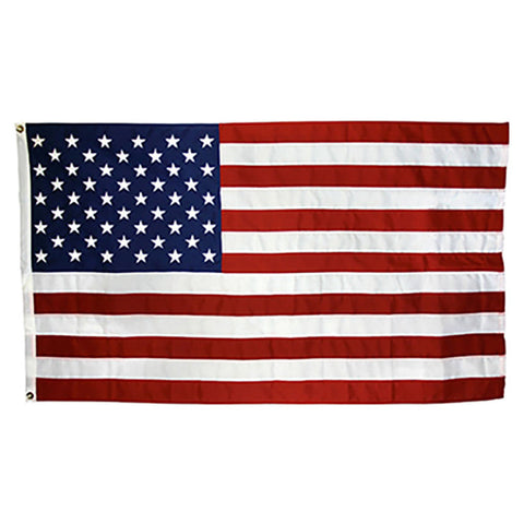 "United States Flag- Nylon Outdoors- Sizes 16""x24""/ 2'x3' /2.5'x4' /3'x5'/ 4'x6'/ 5'x8' /6'x10'"