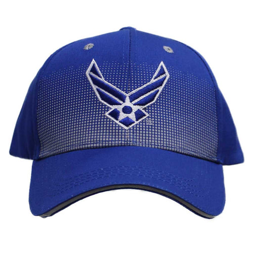 United States Air Force Dotted Navy Blue Cap