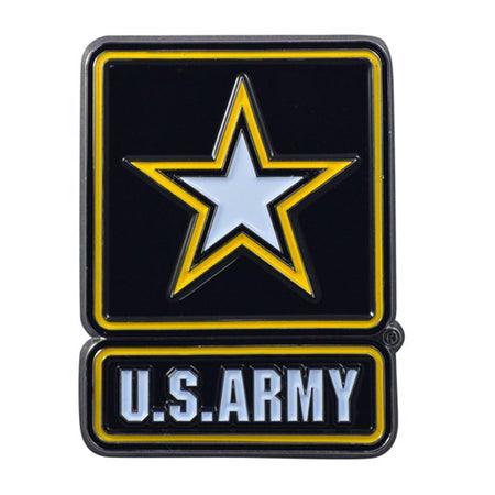 US Army Color Auto Emblem