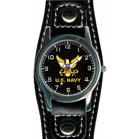 US Navy Fashion Wrist Watch (Unisex)