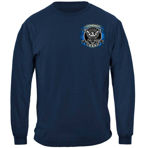 US Navy True Heroes Long Sleeve