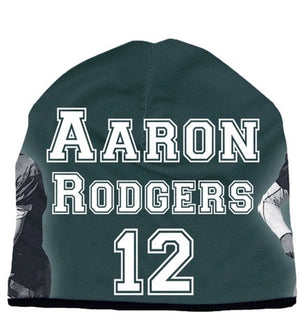 Aaron Rodgers Beanie-Military Republic