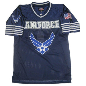 Air Force Football Jersey-Military Republic