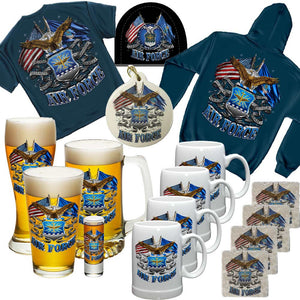 Air Force Nut Extreme Holiday Gift Set-Military Republic