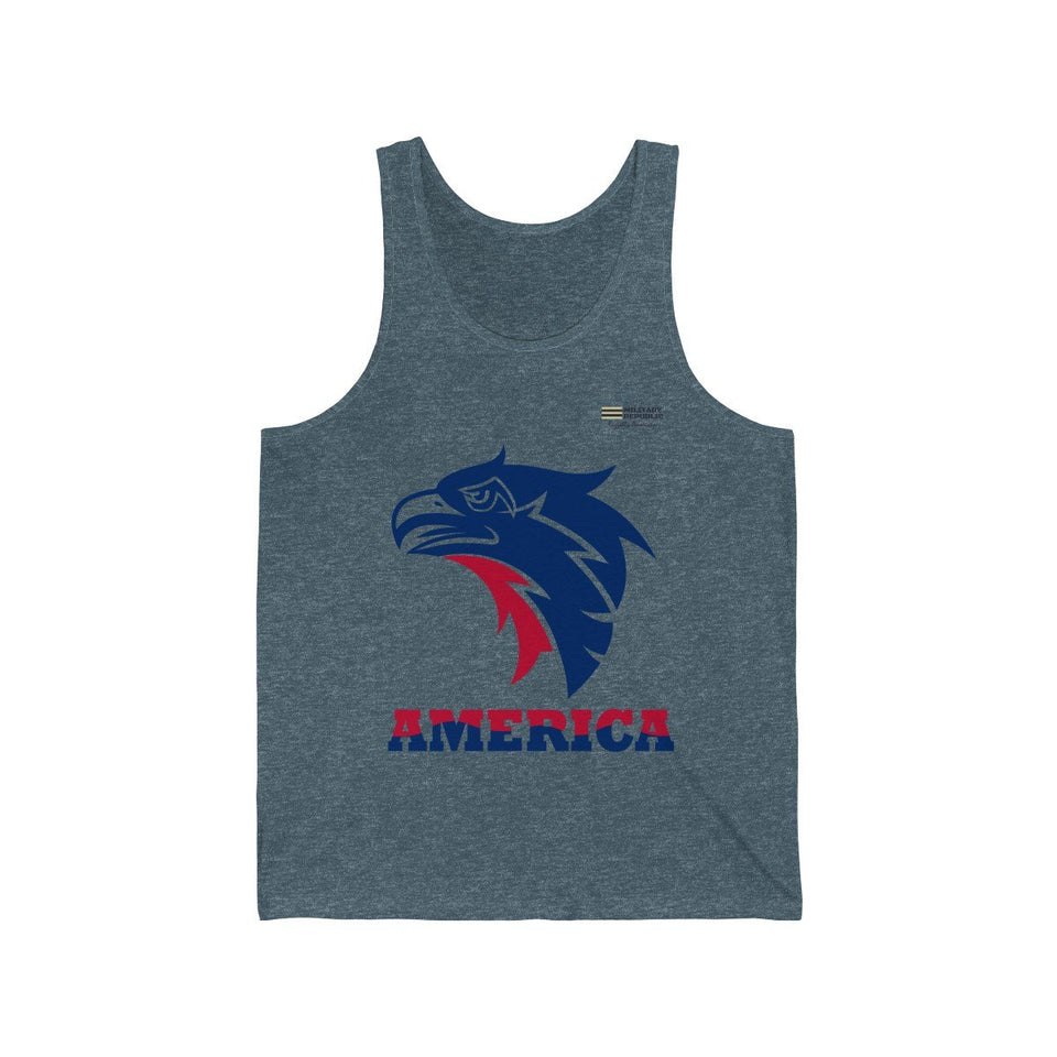 American Eagle Unisex Jersey Tank Top