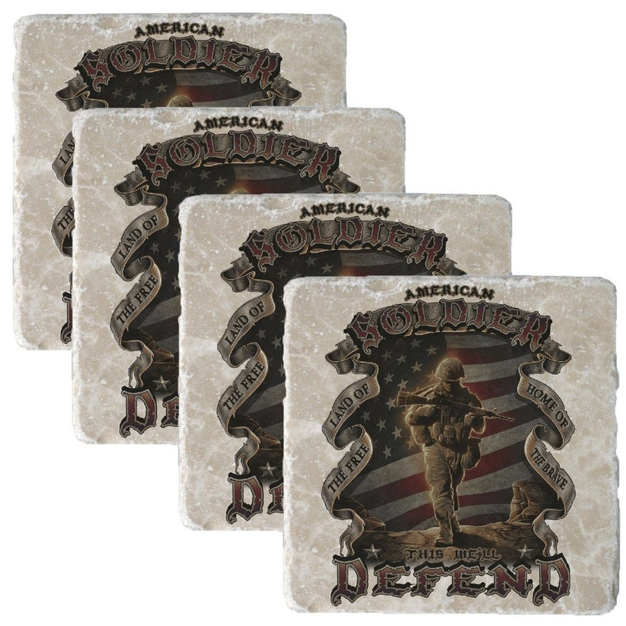 American Soldier Collectors Set-Military Republic