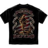 American Soldier- This We Shall Defend T-Shirt