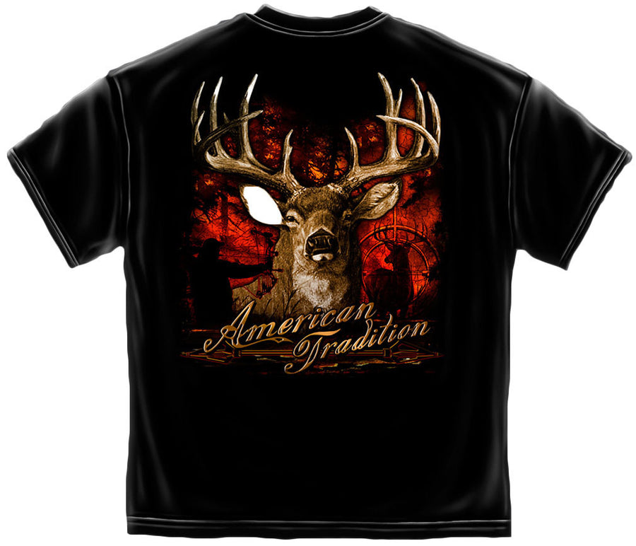 American Tradition Deer Hunter-Military Republic